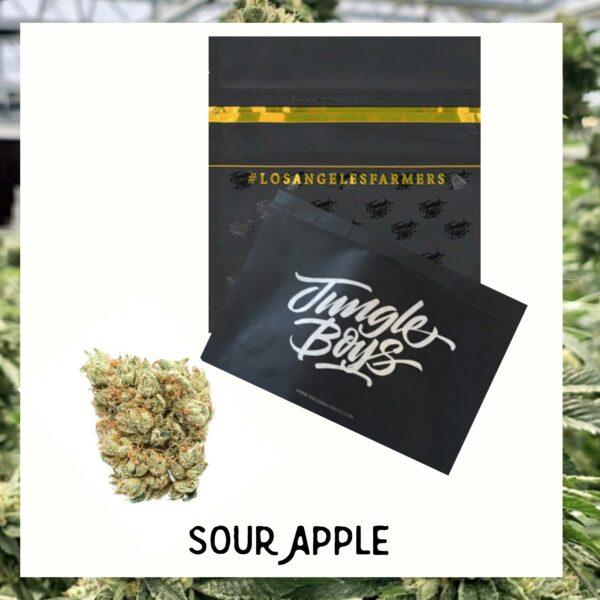 sour apple strain
