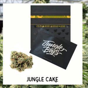 jungle cake strain